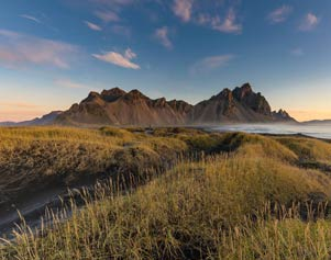 Vestrahorn im Osten Islands