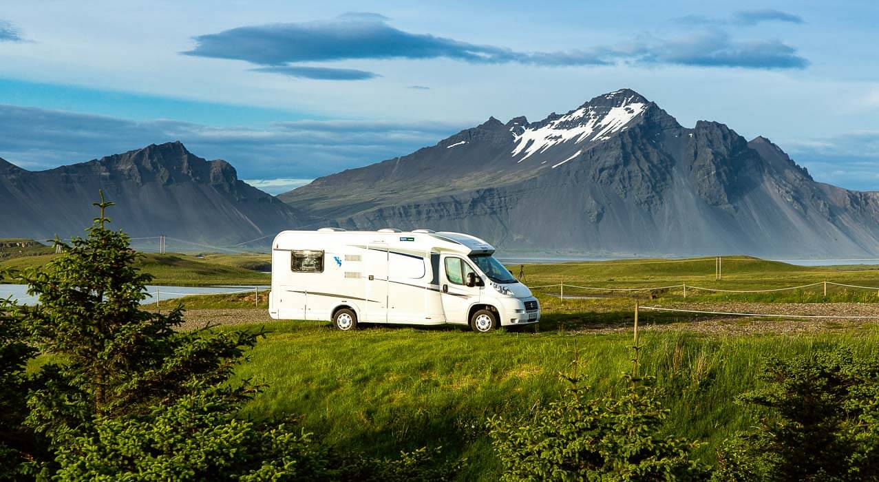 Camper und Wohnmobile - Island - Preiswert