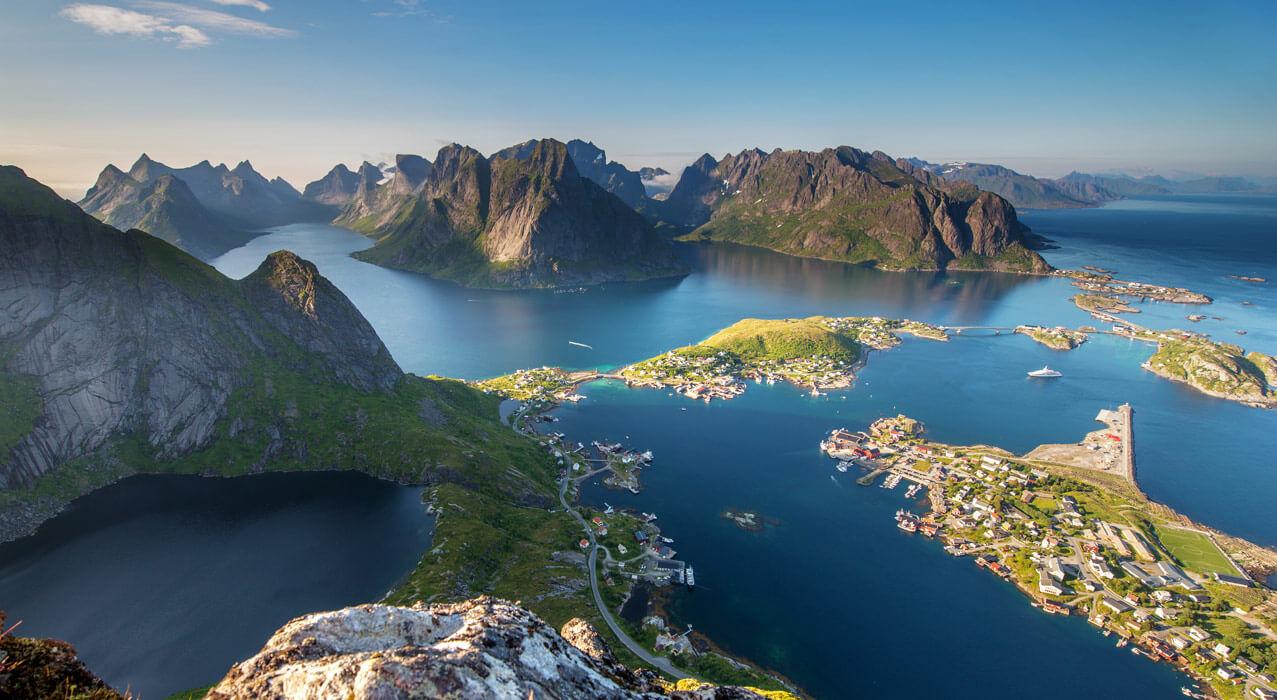 Wohnmobile & Camper in Norwegen - alle Informationen